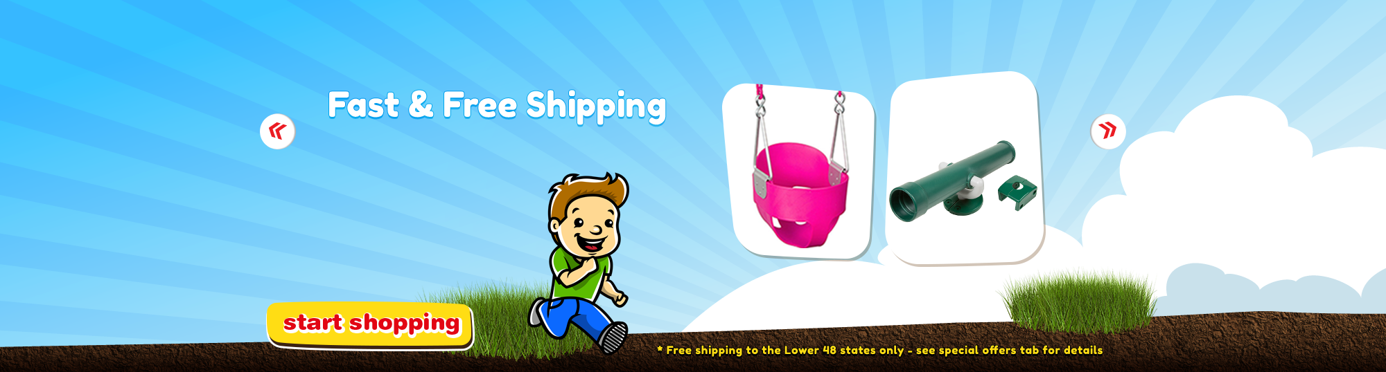 * Free shipping to the Lower 48 states only - see special offers tab for details